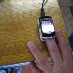 finger monitor