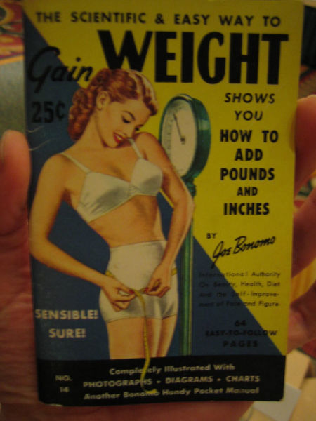 weight loss pinup