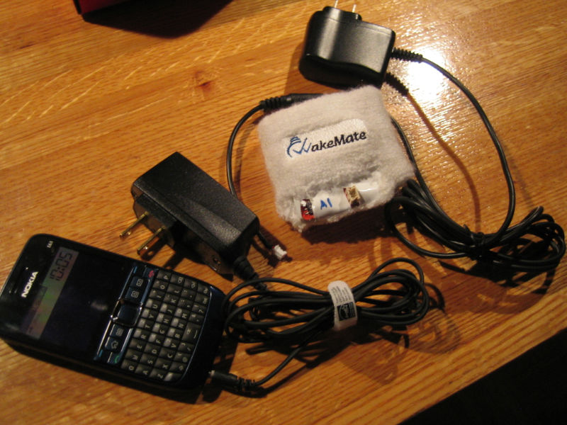 blackberry and charges